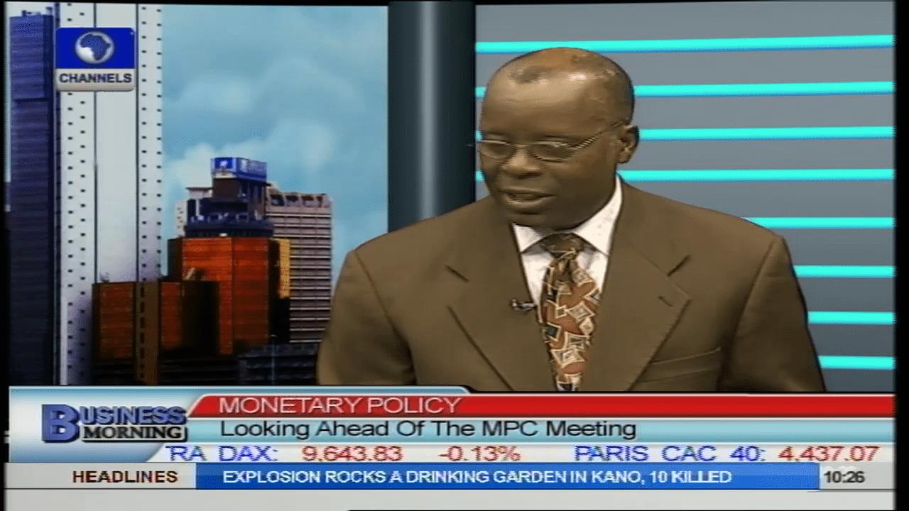 MPC Meeting Will Not Change Nigeria's Monetary Policy- Economist