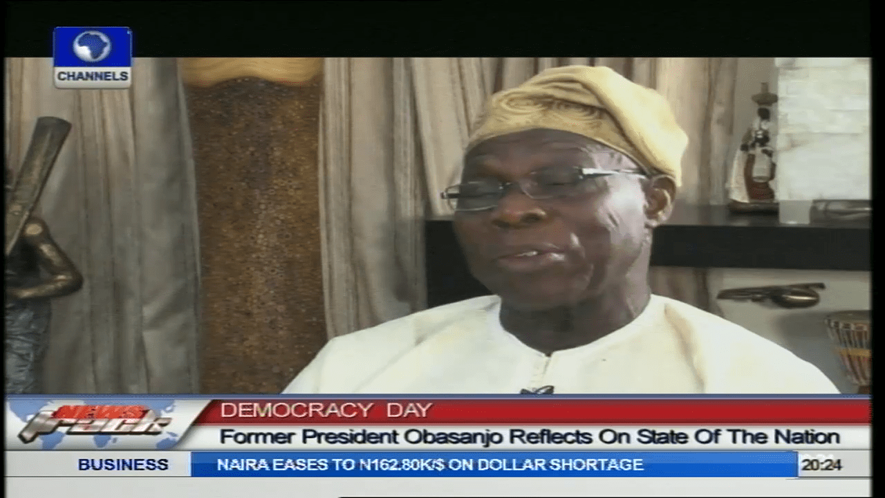Insecurity: It Will Be Idiotic To Act Without The President's Consent – Obasanjo