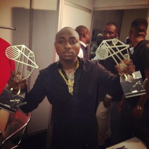 Tiwa Savage, Davido, Flavour, Others Shine At MAMAs