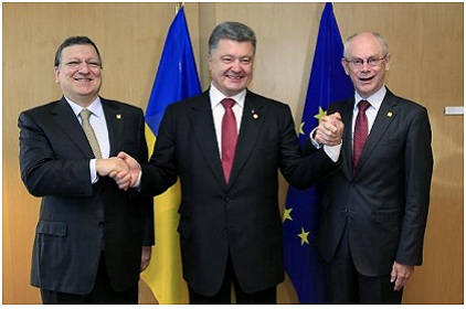 EU Threatens Sanctions On Russia After Trade Pact With Ukraine
