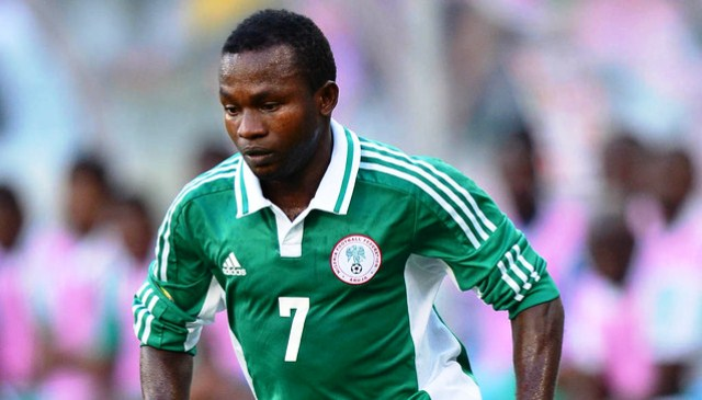 Echiejile Out Of World Cup, Uzoenyi Recalled For Nigeria