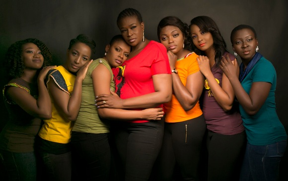 EN Visits All-Star Cast Of ForColoredGirls During Rehearsals