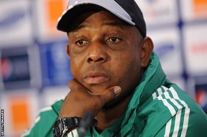 Keshi Confident That Nigeria Will Reach Round Of 16