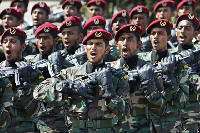 Sri-Lankan Military Offers Nigerian Counterparts Counter Terrorism Support