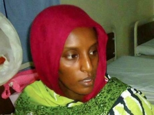 Sudanese woman, Meriam Ibrahim, re-arrested at the airport
