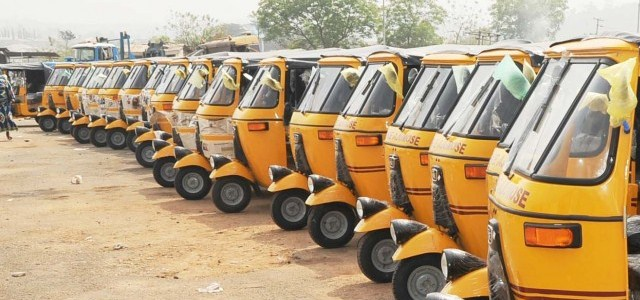 Kaduna Distributes 1,000 Tricycles To Cushion Effects Of Ban On Motorcycles
