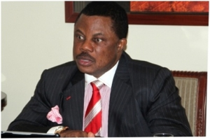 Obiano Commissions Daily Road Maintenance Project In Anambra