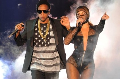 "Beyoncé & Jay Z Kick Off ""On The Run"" Tour"