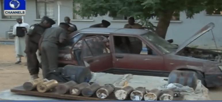 Police Discover Bomb In Kano