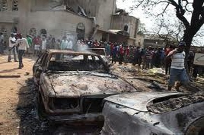 Abuja Blast Death Toll Rises To 24