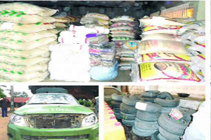 Smugglers Attack Customs Special Task Force In Oyo