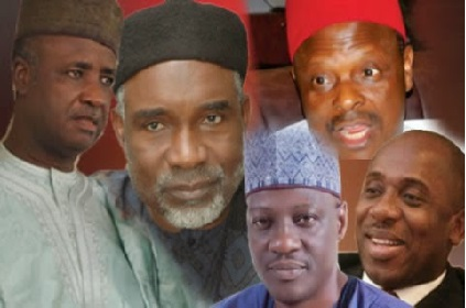 Court Dismisses PDP's Case Against 5 Defecting Governors
