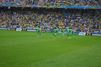 Nigeria Out Of World Cup As Team Loses To France