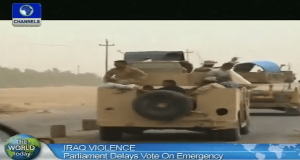 Iraq Violence: Parliament Delays Vote On Emergency
