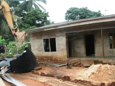 Two Active Kidnap Dens Demolished In Anambra