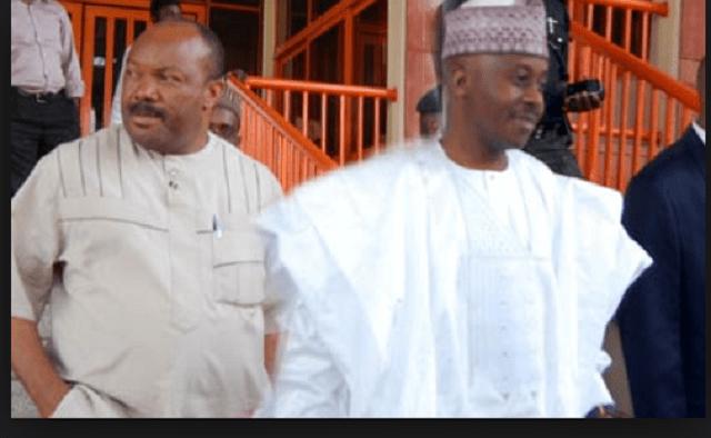$620,000 Bribe: ICPC Re-arraigns Farouk Lawan, Emenalo