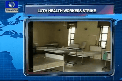 LUTH Doctors Suspend Strike