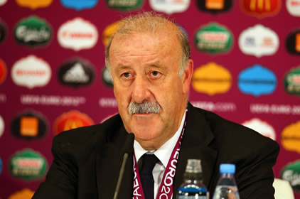 Del Bosque Must Take The Blame For Spain's Exit – Obanya