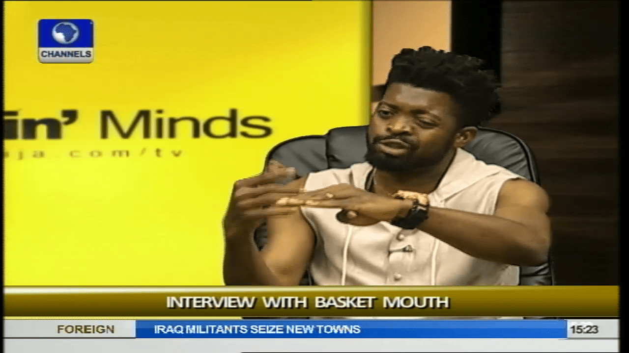 Rape Controversy Sold Out My Show Big Time- Basketmouth