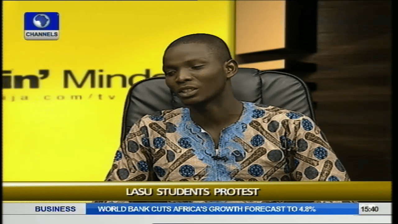 LASU Student Urges Fashola To Make Reduction In Naira Not In Percentage