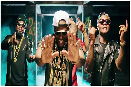 4×4 Releases New Video 'Baby Dance' Featuring Davido