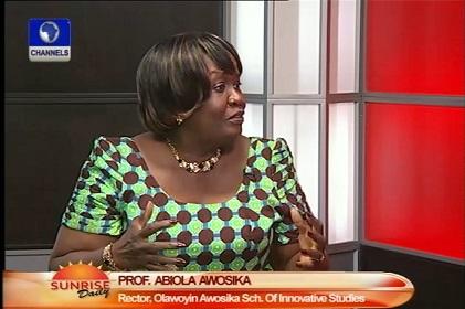 Nigeria Has Many Educational Problems – Prof Awosika