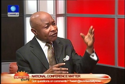 Problems Surfacing At The National Conference Had Been Foretold- Legal Practitioner