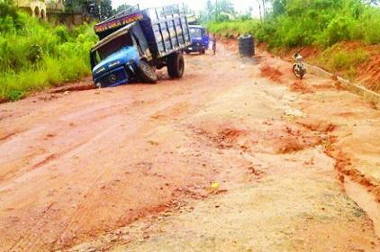 Ohafia-Arochukwu Federal Road: Indigenes Decry Deplorable State Of Road