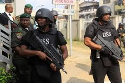 DSS Rescues Cosmas Maduka's Kidnapped Relative