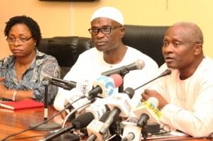 Ebola Lagos Media Briefing