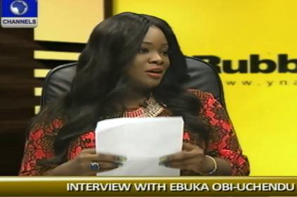Rubbin' Minds: Toolz Evicts Ebuka From Live TV In Birthday Surprise