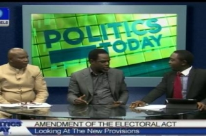 Electoral Act provisions