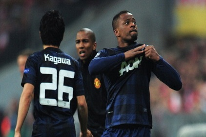 Juventus Signs Evra From Manchester United