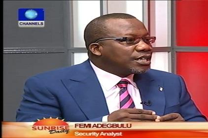 Boko Haram Members Are Not Illiterates, They Are Strategists- Femi Adegbulu