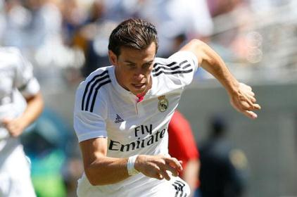 Real Madrid Start Tour With Screamer From Bale
