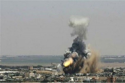 Israel Resumes Air Strike In Gaza As Egyptian – Proposed Ceasefire Collapse