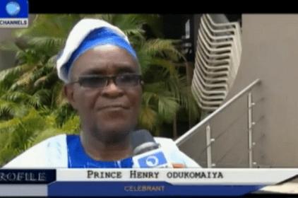 METROFILE: Prince Of Print; Henry Odukomaiya Celebrates 80