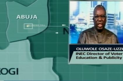 Osun Election Will Follow Ekiti Template – INEC