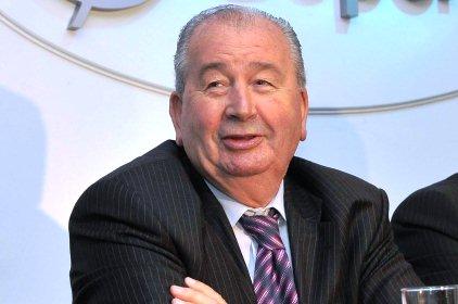 Argentine Football Chief, Grondoma Dies