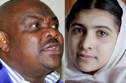 Malala Questions Nigerian Government's Education Strategy
