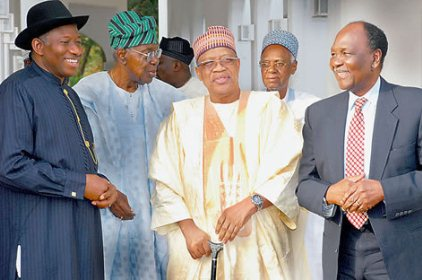 Council Of State Partners With Jonathan To End Insurgency By December