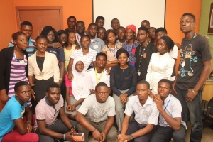 Participants who took part in the Google Web Training
