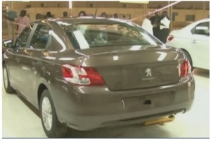 Peugeot 301 Made In Nigeria