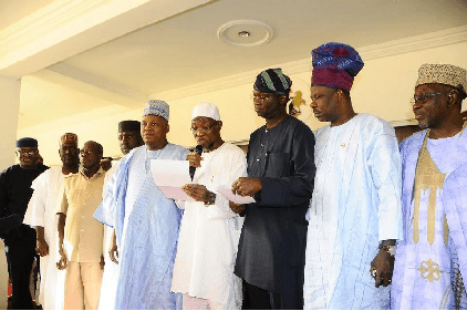 Progressive Governors Hold Summit To Address Crisis In Education Sector