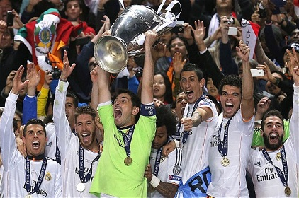 Real Madrid, World's Most Valuable Sports Team – Forbes