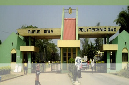 Rufus Giwa Polytechnic Closed Down As Students Protest