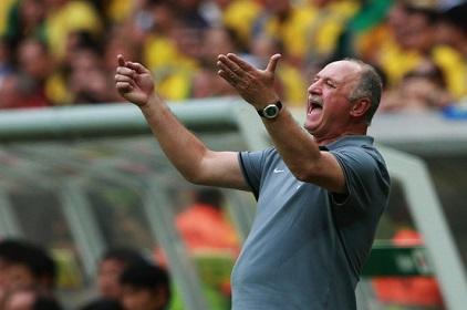 Brazil FA Boss Says Scolari Deserves Respect