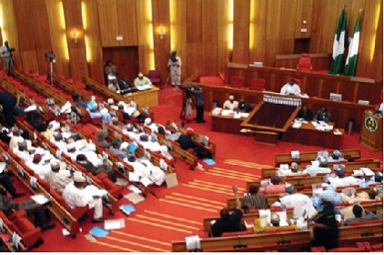 Senate Discusses Alleged Plan To Register Northerners In Imo State