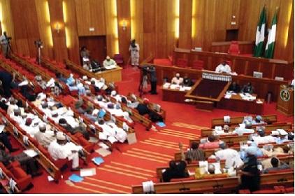 Senate Debates Report On Alleged Non Remitted 49.8 Billion Dollars