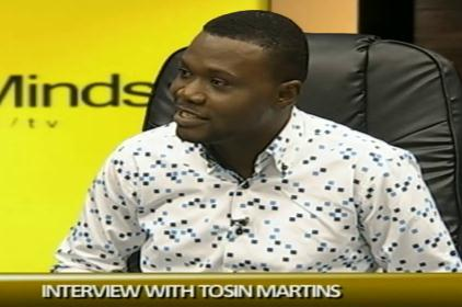 I'm Motivated More By Musicianship – Tosin Martins